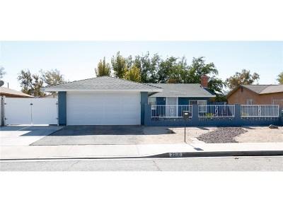 Lancaster Single Family Home For Sale: 2210 West Avenue K13