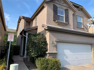 Valencia Single Family Home For Sale: 23717 Stagecoach Way
