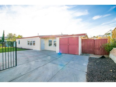 Palmdale Single Family Home For Sale: 38911 10th Street West