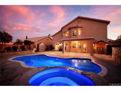 Lancaster Single Family Home For Sale: 4103 West Avenue J6