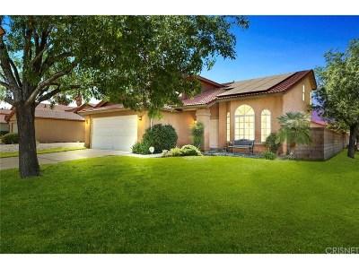 Lancaster Single Family Home For Sale: 43943 Fallon Drive