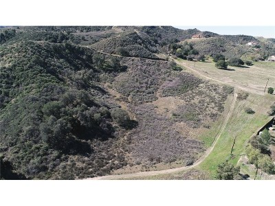 Canyon Country Residential Lots & Land For Sale: Vac 2848-030-015