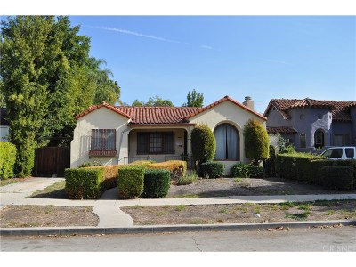 Los Angeles County Single Family Home For Sale: 458 North Kilkea Drive