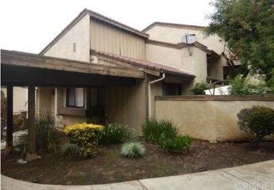 Woodland Hills Condo/Townhouse Sold: 6255 Canoga Avenue #21
