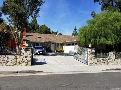 West Hills Single Family Home Sold: 8427 Natalie Lane