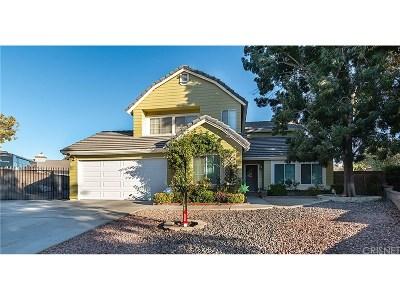 Lancaster Single Family Home For Sale: 3218 West Avenue J3