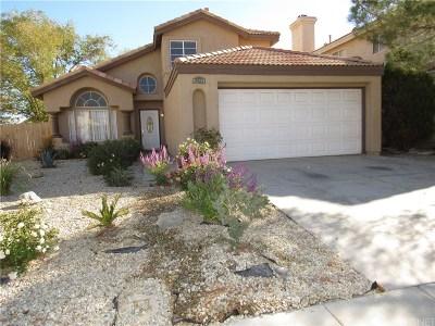 Lancaster Single Family Home For Sale: 44250 Sundell