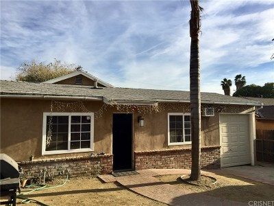 Sylmar Single Family Home For Sale: 11434 Sunburst Street