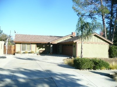 Agoura Hills Single Family Home For Sale: 4002 Defender Drive