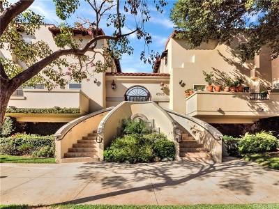 Studio City Condo/Townhouse Sold: 4505 Colfax Avenue #1
