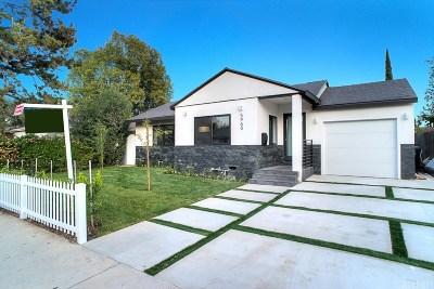 Encino Single Family Home Sold: 5960 Jamieson Avenue