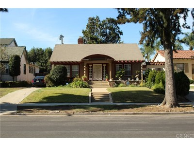 Los Angeles Single Family Home For Sale: 4827 11th Avenue