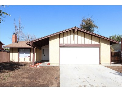 Lancaster Single Family Home For Sale: 551 East Avenue J4