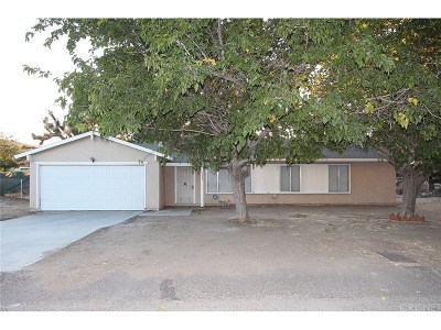 Palmdale Single Family Home For Sale: 40227 166th Street East