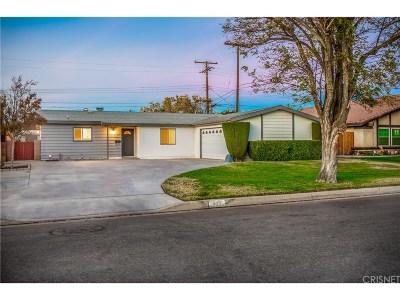 Lancaster Single Family Home For Sale: 615 West Avenue J12