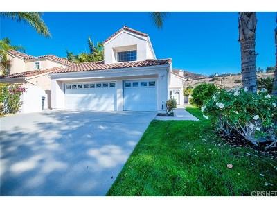 Calabasas CA Single Family Home For Sale: $1,250,000