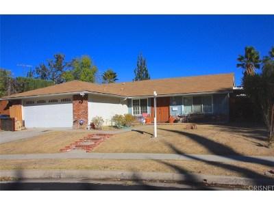 West Hills Single Family Home Sold: 8308 Denise Lane