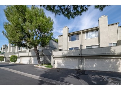 Condo/Townhouse Sold: 15762 Midwood Drive #6