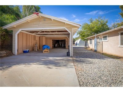 Palmdale Single Family Home For Sale: 36021 37th Street East