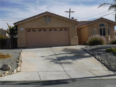 Desert Hot Springs Single Family Home For Sale: 13208 Quinta Way