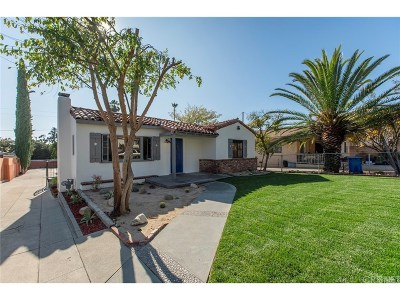 Pasadena Single Family Home For Sale: 1794 Atchison Street
