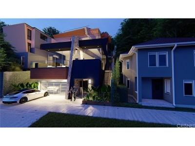 Studio City Residential Lots & Land For Sale: 12242 Laurel Terrace Drive