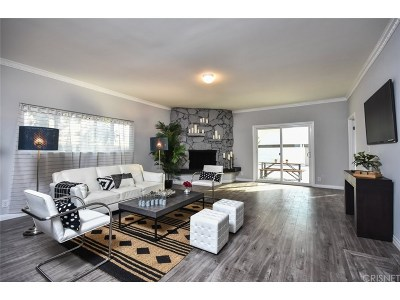 Single Family Home For Sale: 16938 Hartland Street