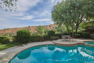 Los Angeles County Single Family Home For Sale: 24050 Briardale Way