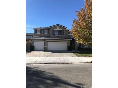 Lancaster Single Family Home For Sale: 44221 Raven Lane