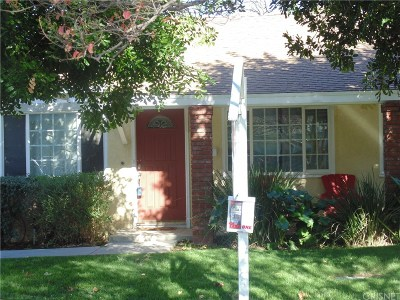 Northridge Single Family Home For Sale: 17535 Baltar Street