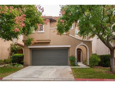 Canyon Country Single Family Home For Sale: 27716 Mahogany