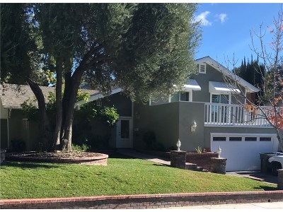 Canyon Country Single Family Home For Sale: 16737 La Veda Avenue