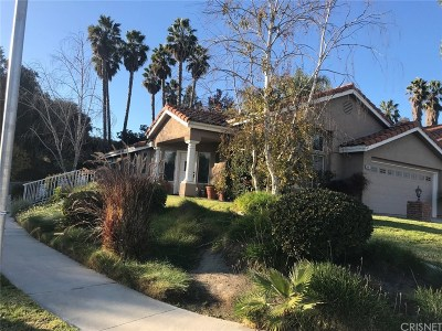Simi Valley Single Family Home For Sale: 407 Fresh Meadows
