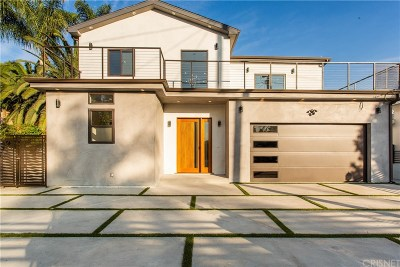 Tarzana Single Family Home For Sale: 5418 Amigo Avenue