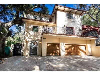 Calabasas CA Single Family Home For Sale: $2,570,000