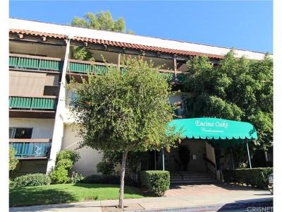 Encino Condo/Townhouse For Sale: 5460 White Oak Avenue #A-126
