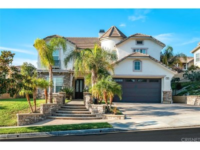 Simi Valley Single Family Home For Sale: 4769 Westwood Street