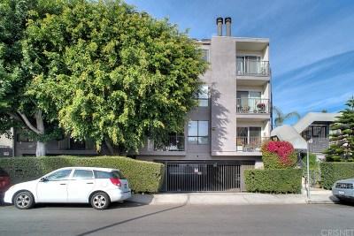 Condo/Townhouse For Sale: 6525 La Mirada Avenue #102