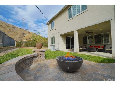 Valencia Single Family Home For Sale: 29085 Sterling Lane