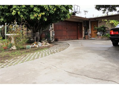 Culver City CA Single Family Home For Sale: $1,200,000