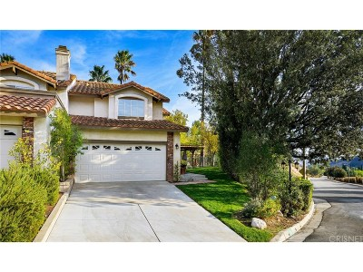 Calabasas CA Condo/Townhouse For Sale: $799,999