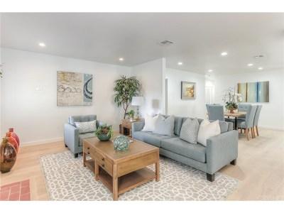 Sherman Oaks Single Family Home Sold: 14601 La Maida Street