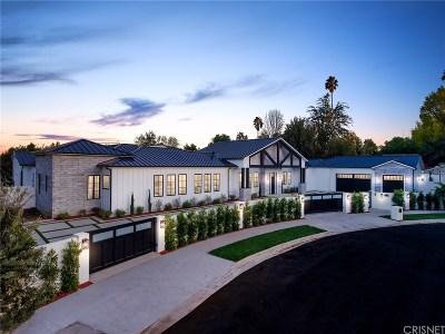 Encino Single Family Home For Sale: 5240 Genesta Avenue