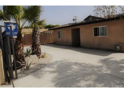 North Hollywood Single Family Home Active Under Contract: 6960 Van Noord Avenue