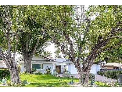 Encino Single Family Home For Sale: 5143 Densmore Avenue