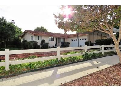 Granada Hills Single Family Home For Sale: 11523 Amestoy Avenue