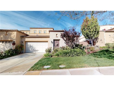 Valencia Single Family Home Active Under Contract: 28303 River Trail Lane