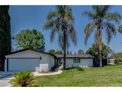 Woodland Hills Single Family Home Sold: 5675 Kelvin Avenue