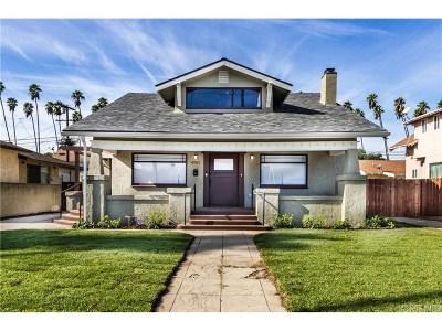 Los Angeles Single Family Home For Sale: 4701 Cimarron Street