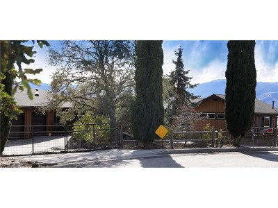 Tehachapi Single Family Home For Sale: 22680 Pheasant Court